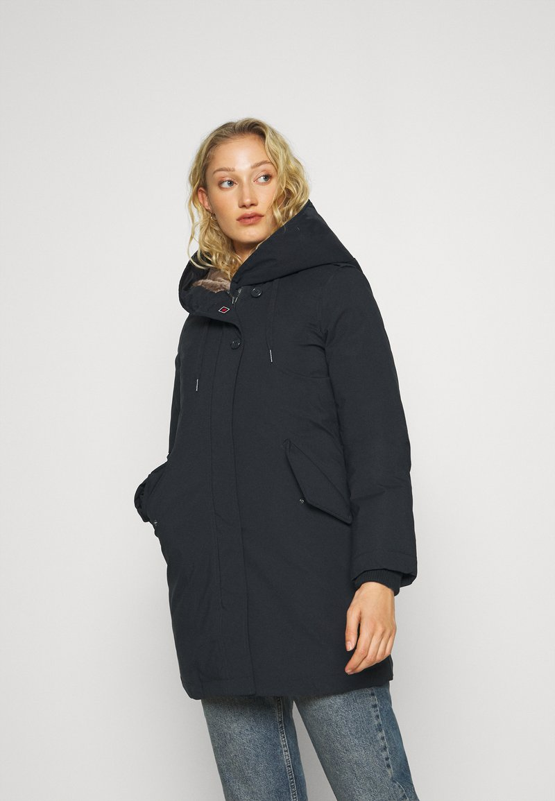 Canadian Classics - LANIGAN TECH - Down coat - navy