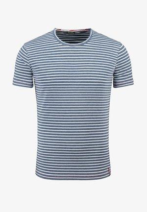 MT DANIEL ROUND - Print T-shirt - dark blue