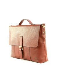 Saddler - Briefcase - midbrown - 1