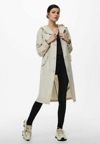 ONLY - Parka - pumice stone - 1