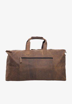 SYDNEY - Weekend bag - tan