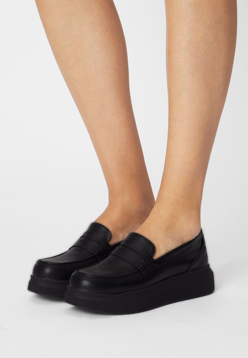 Koi Footwear - VEGAN  - Mocassins - black
