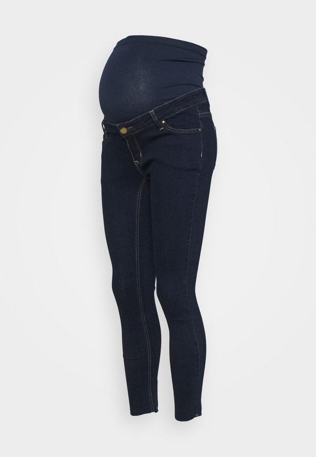 ANKLE GRAZER - Jeans Skinny Fit - indigo