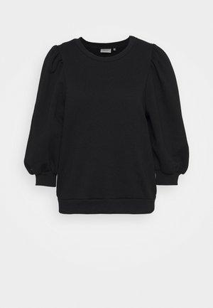 NANKITA - Sweatshirt - black