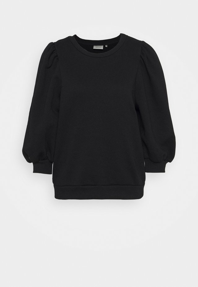 NANKITA - Sweater - black