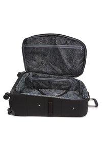 Kipling - UPRIGHT  - Wheeled suitcase - black noir - 4