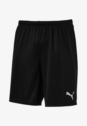 PUMA FTBLPLAY MEN'S SHORTS MÄNNER - Sports shorts - puma black