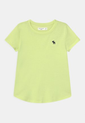 CORE CREW - Basic T-shirt - lime