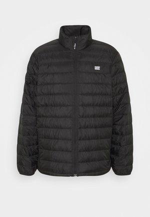 PRESIDIO PACKABLE JACKET - Gewatteerde jas - blacks
