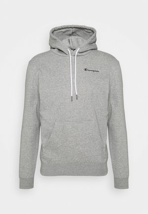 LEGACY HOODED - Huppari - grey