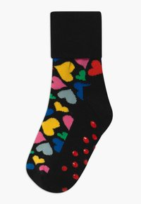 Happy Socks - LEO/HEART ANTI-SLIP 4 PACK UNISEX - Socks - multi-coloured - 3
