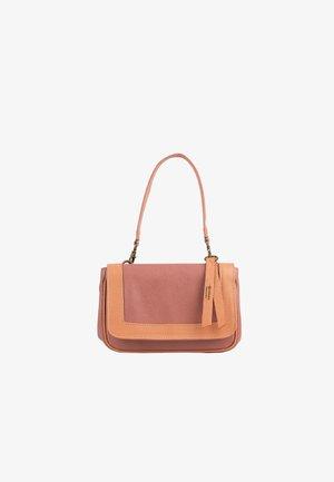 VENEZIA - Handbag - rosa antico