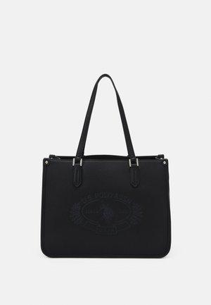NEW HAILEY LARGE SHOPPING - Shopping bag - black