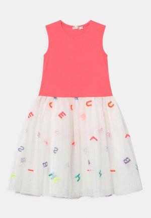 Day dress - fuschia