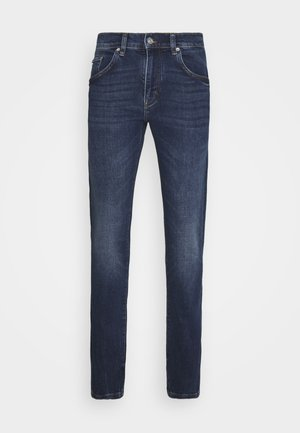 JAY STRIKE WASH - Slim fit jeans - mid blue