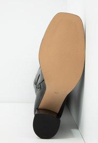 KIOMI - High heeled boots - black - 6