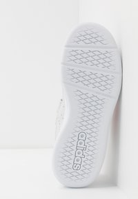 adidas Performance - TENSAUR UNISEX - Sports shoes - dash grey/glow pink/bright cyan - 5