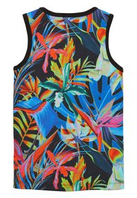 Next - 3 PACK FLORAL VESTS - Top - black - 4