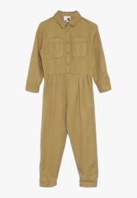 Cotton On - GIZELLE BOILER - Jumpsuit - honey gold - 0