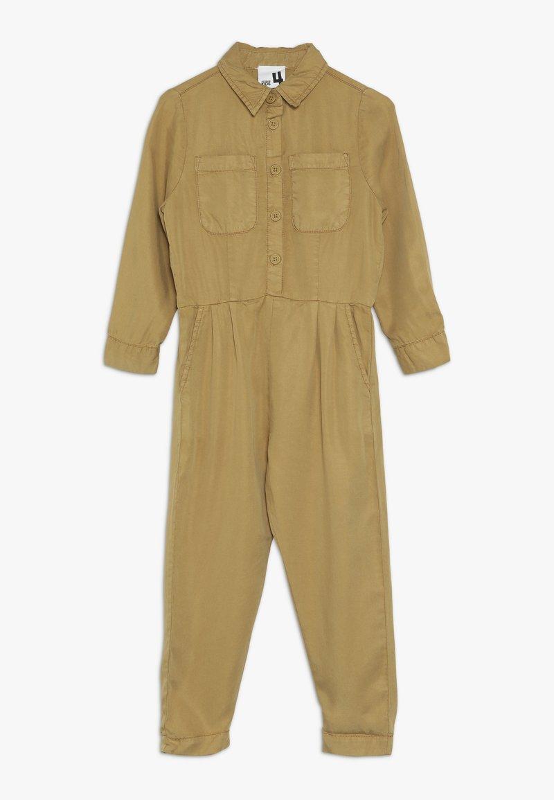 Cotton On - GIZELLE BOILER - Jumpsuit - honey gold