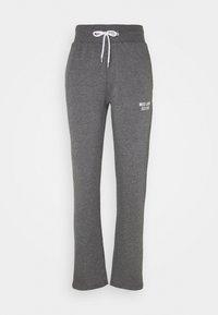 ONLY - ONLCAMILLA LOUNGEWEAR SET - Pyjamas - dark grey melange - 3