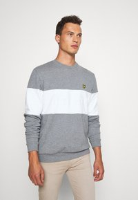 Lyle & Scott - LOGO - Sweatshirt - grey - 0