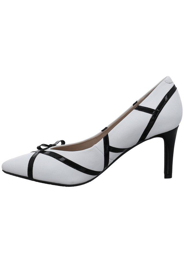 TIZIAN PRATO 03 - High heels - weiss