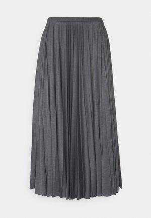 COLIBRI - A-line skirt - anthrazit