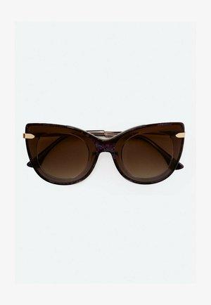 Sunglasses - dark purple