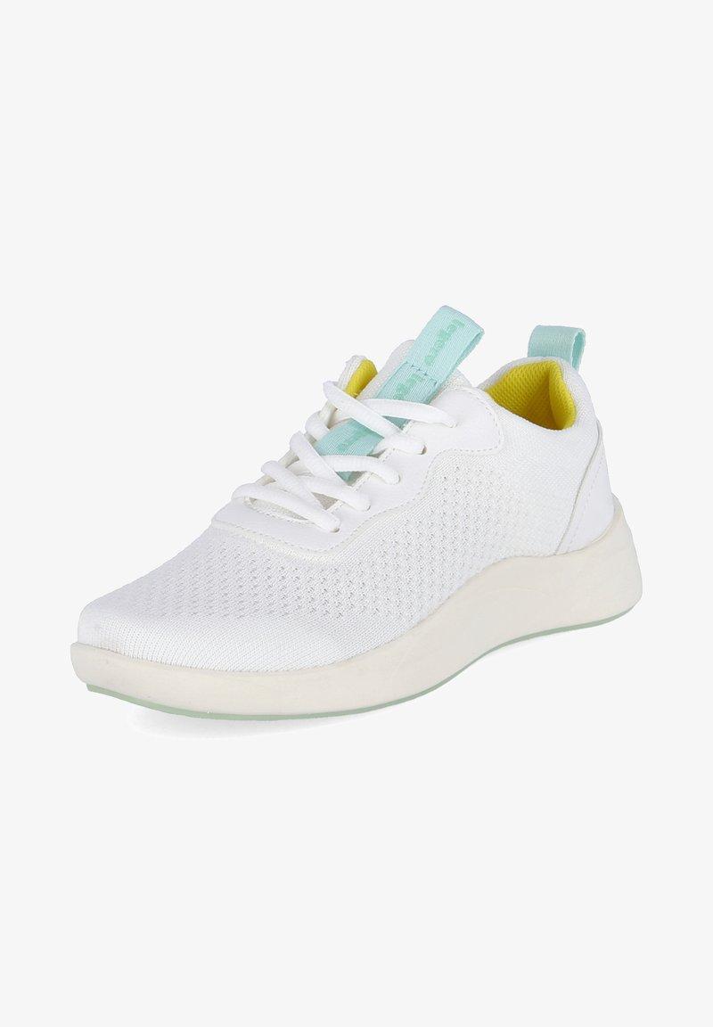 Legero - BALLOON - Sneakers laag - weiß