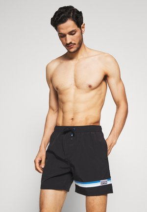 OUT VOLLEY - Uimashortsit - black