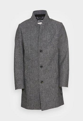 COAT - Klassinen takki - grey melange