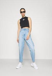 Nike Sportswear - AIR TANK  - Débardeur - black/white - 1