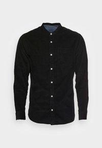 JPRBLUATLAS BAND COLLAR - Shirt - black