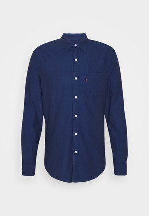 SUNSET POCKET STANDARD - Chemise - med indigo