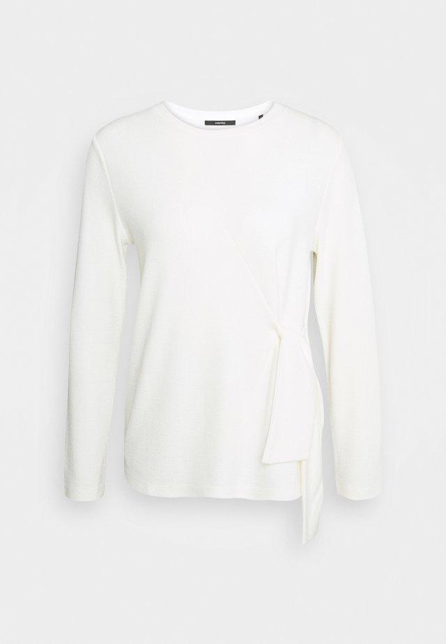 KILONA - Camiseta de manga larga - milk
