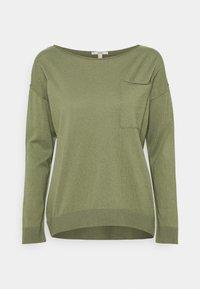 Esprit - Pullover - light khaki - 0