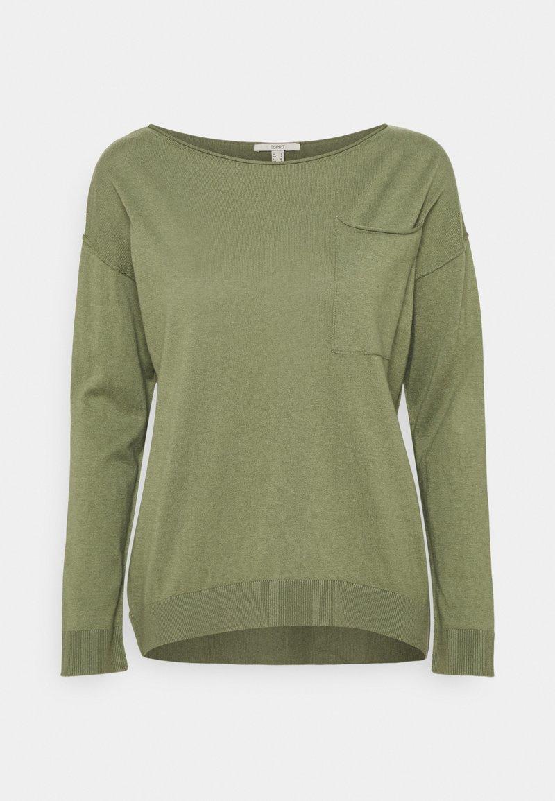 Esprit - Pullover - light khaki