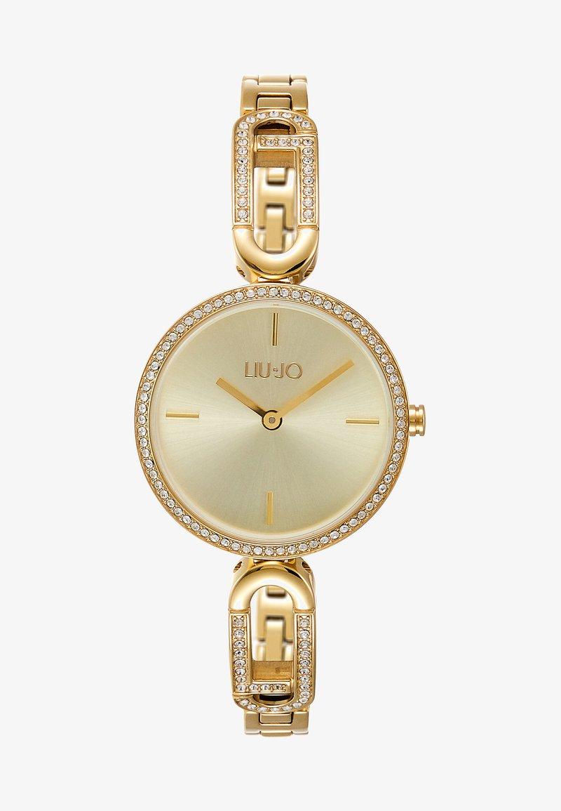 LIU JO - BE BRIGHT - Hodinky - gold-coloured