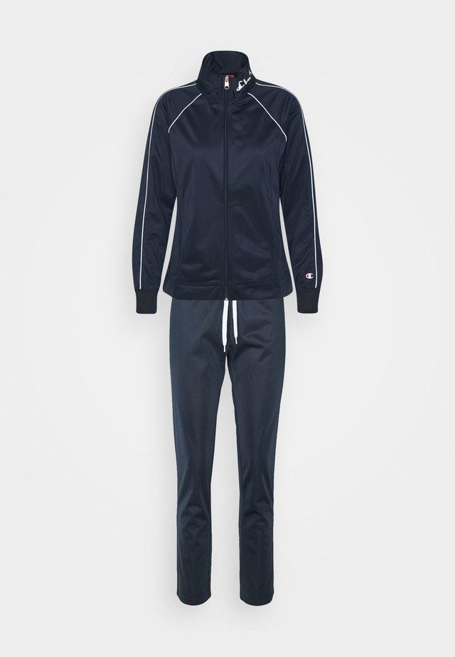 FULL ZIP SUIT LEGACY - Pantaloni sportivi - dark blue