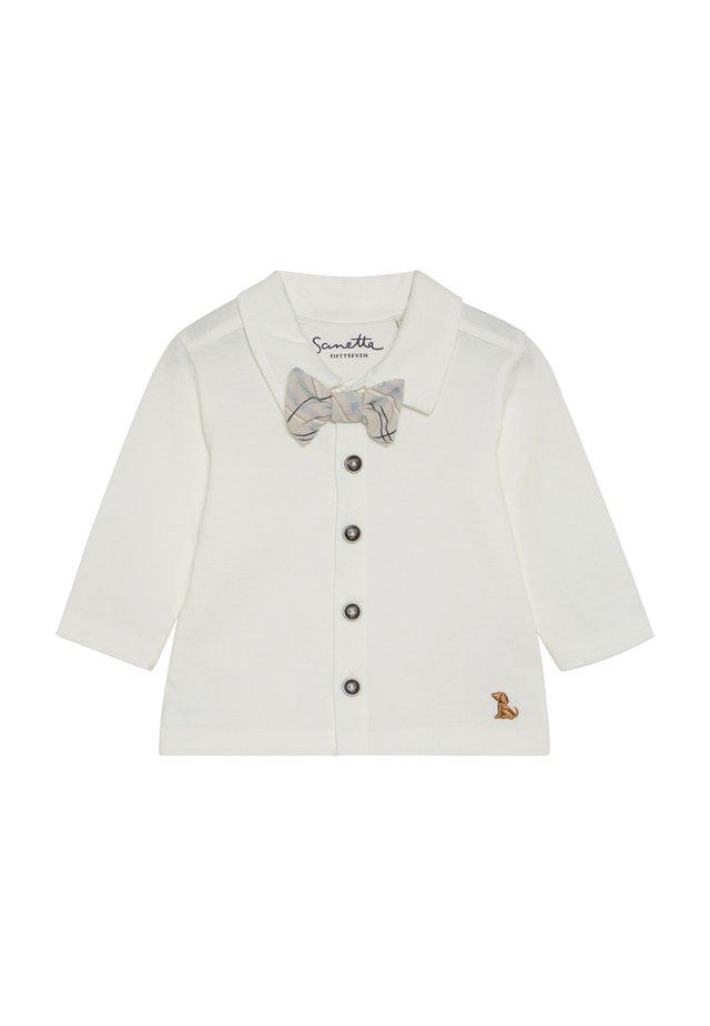 Shirt - ivory