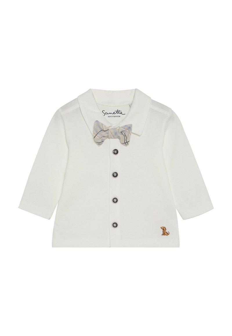 Sanetta fiftyseven - Shirt - ivory