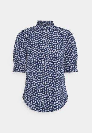 Blouse - french navy multi