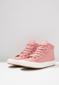 Converse - CHUCK TAYLOR ALL STAR - Höga sneakers - rust pink/burnt caramel - 3