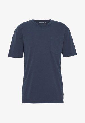 HARIS  - Jednoduché triko - dark saphire