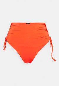 We Are We Wear - SIBELLE HIGH WAIST PANT - Bikini bottoms - orange - 0