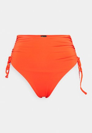 SIBELLE HIGH WAIST PANT - Bikini bottoms - orange