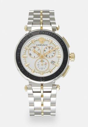 GRECA - Kronografklockor - silver-coloured