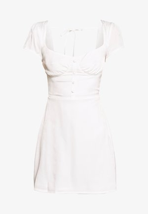 AVALON DRESS - Sukienka etui - white