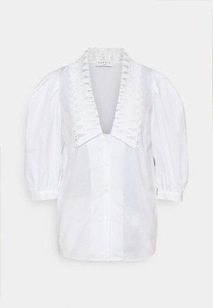 LILIE - Bluse - blanc